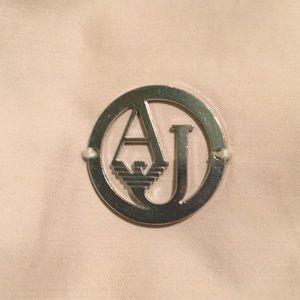 Armani Jeans Women's Trench Coat 36
